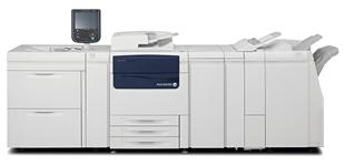 高品質なデジタル印刷のイメージ